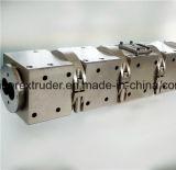 El 65 por barril en Maris extrusionadora de husillo doble tornillo