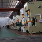 As peças de estamparia de metal Jh21 200ton Máquina de perfuração em aço inoxidável prensa elétrica Mecânica