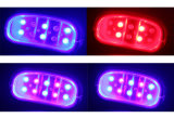 D0AA 빛을 희게하는 치과 표백 장치 클립 유형 3 색깔 이