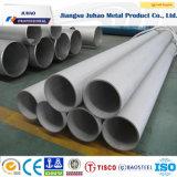 tubo saldato spesso dell'acciaio inossidabile 304/304L di 1mm