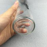 カスタマイズされた細いコップの簡単な漫画の携帯用ガラス水差し