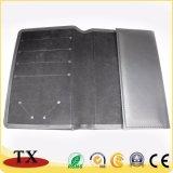 Utilização diária de Alta Qualidade da Carteira de couro para o leitor de cartão e embalagem de cartão