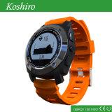 マルチスポーツのモードの心拍数のモニタGPSのスマートな腕時計