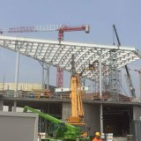 Lang-Überspannung Stahlkonstruktion-Einkaufszentrum-Gebäude vor ausführen