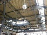 Aplicación de acero del taller pre que dirige el edificio de la estructura de acero