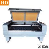 Máquina de gravura de Corte a Laser de plástico 1390