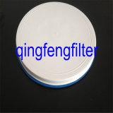 фильтрация пояснения мембраны фильтра 0.22/0.45/1.0um PVDF воздуха и газового фильтра