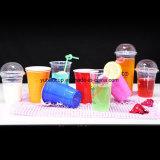 مستهلكة بلاستيكيّة [ميلكشك] [سمووثي] فنجان مع أغطية