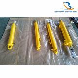 De dubbelwerkende Hydraulische Cilinder van de Lift voor Auto