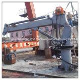 Grue flèche télescopique hydraulique Port