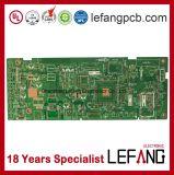 PWB da placa de circuito da eletrônica de comunicação desde 1999