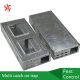 Высокое качество мышь Trap Live улов металлические Rat Trap