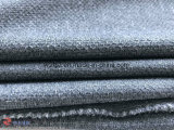 Tessuto di stirata cationico dello Spandex del jacquard del poliestere per l'indumento