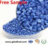 プラスチック射出成形の製品に使用する青いMasterbatch