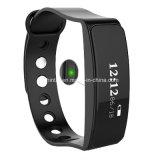 Het waterdichte Horloge van Bluetooth van de Manchet van de Geschiktheid van de Monitor van het Tarief van het Hart Androïde Slimme met Sdk