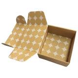 [كفرت] ورقة يغضّن صندوق لأنّ تعليب
