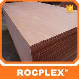 Rocplex 중국 합판 공장, 중국 브라운 까만 필름은 합판을 직면했다