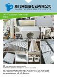 Het witte Kunstmatige Marmeren/Gekristalliseerde Comité van de Steen van het Glas van het Glas Nano met Hete Verkoop
