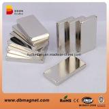 Magneet van NdFeB van de Zeldzame aarde van hoge Prestaties de Vierkante