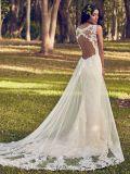 Amelie Rocky 2018 Mermaid sexy vestido de novia