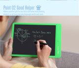 Visor LCD de 12 polegadas Ewriter Papéis Memo Pad escrito Tablet
