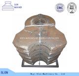 La réutilisation du défibreur de résistance à l'usure en métal partie le marteau de broyeur
