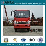 Camion di bassa potenza del carico del camion 4X2 6-Wheel 6m3 di Sinotruck Cdw