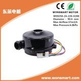 Ventilateur de refroidissement sans frottoir de volt de C.C Motor24 de turbine de climatiseur