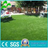 인공적인 잔디 옥외를 위한 합성 잔디 뗏장을 정원사 노릇을 하는 정원 훈장