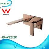 Watermark Certified Round Design Grifo de baño Grifo de latón mezclador