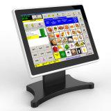 Kassierer-Maschine für Gaststätte bebaut billig für Verkaufs-Touch Screen Positions-Monitor