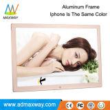Grand écran LCD d'entrée AV USB Hdmied Cadre photo numérique à LED 17 pouces (MW-1701DPF)