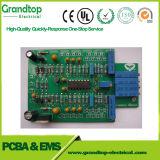Placa de circuito impresso Multilayer do PWB do ouro da imersão