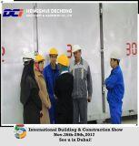 Panneau de gypse de matériau de construction formant des machines