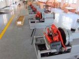 tubo auto 1500W que rosca la máquina para el tubo de 4 pulgadas (SQ100F)