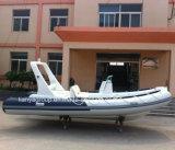 Liya 5.2m Fiberglas-steifes aufblasbares Boot Hypalon Rippen-Boot
