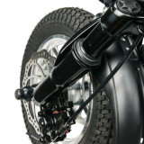Dernier modèle de chaise de roue de 350 W du moteur électrique de pièces jointes handbike