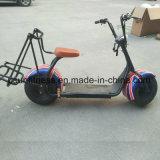 Smart 2 Rodas assentos duplos Mini carrinhos de golfe eléctrico sem a porta
