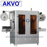 Máquina de etiquetado automática de la botella del agua mineral de Akvo