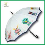 [أليببا] صنع وفقا لطلب الزّبون [شنس] دائرة الأبراج طبعة فريدة ترويجيّ آليّة مضحكة [أنيم] مظلة الصين صاحب مصنع
