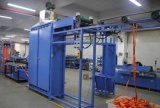 Поднимаясь печатная машина Ds-302b экрана Webbings автоматическая