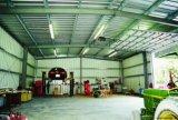 Wind-Widerstand-berühmte Stahlkonstruktion-Garage