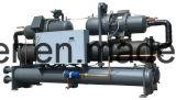 Semi-Hermetic тип охладитель винта компрессора Hanbell двойной воды