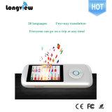 28 mini portables OEM Langue Pocket traducteur électronique de l'interprétation simultanée