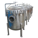 50 micras Multi Caja del filtro de bolsa con material de acero inoxidable