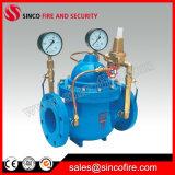 válvula de diminuição ajustável da pressão da água 200X