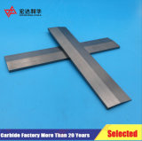 Bandes de carbure de tungstène pour les couteaux de découpage en bois