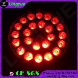 24X10W RGBW im Freien wasserdichtes LED NENNWERT Licht
