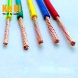 450/750V isolés de PVC H07V-R (BVR) de cuivre souple câble métallique