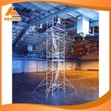 China-Aluminiumbaugerüst für Gebäude